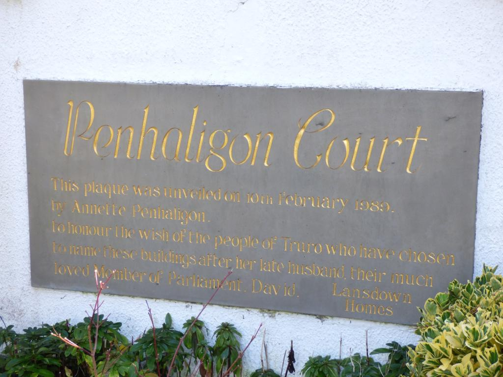 Penhaligon Court