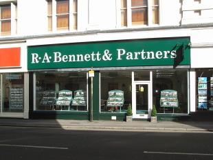 R A Bennett & Partners , Cheltenhambranch details