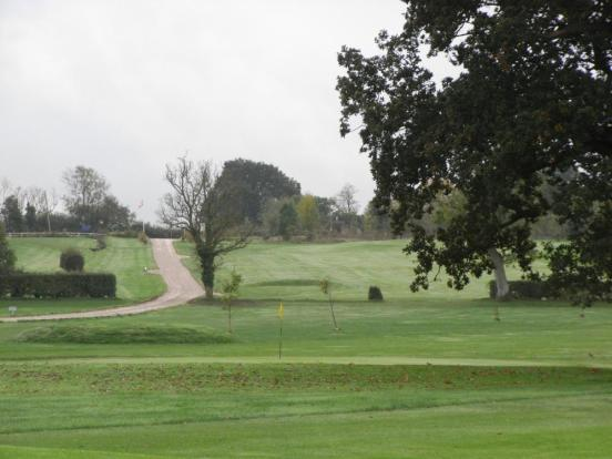 Drive/Golf Course