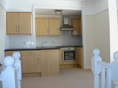 Flat 3, Kitchen/ Liv