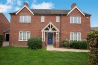 Detached property in Paddock Way, Hinckley...