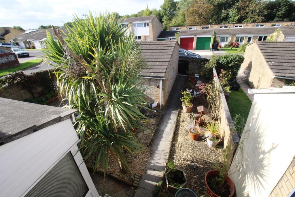 Back Garden - Aerial