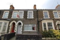 3 bedroom Terraced house in Bangor Street, Roath...