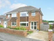 3 bedroom semi detached property in The Fairway, Cyncoed...
