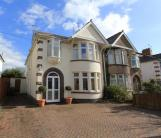 semi detached house in Celyn Grove, Cyncoed...