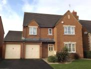 Detached house for sale in Stockdale Close...