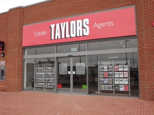 Taylors Estate Agents, Quedgeleybranch details