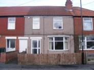 Terraced house in Matterson Road, Coventry...
