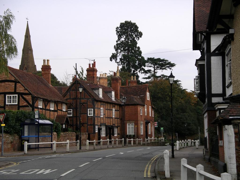 Allesley Village
