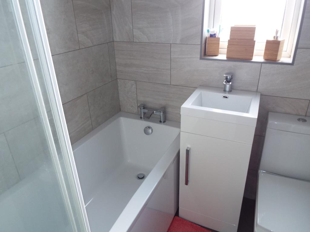 Refitted Family Bath