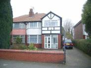 4 bed semi detached property in Egerton Road North...