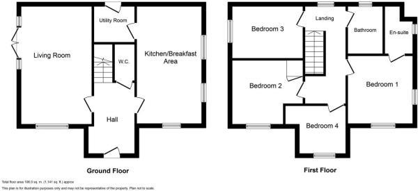 Floorplan (1,4,5)