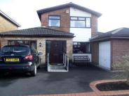 4 bedroom Detached home in Browmere Drive, Croft...
