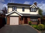 4 bedroom Detached property in Cloverfields, Haslington...