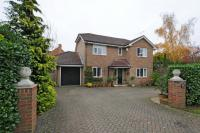 Detached home for sale in Goughs Lane, BRACKNELL...