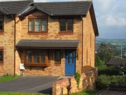 4 bed semi detached property in Heather Falls, New Mills...
