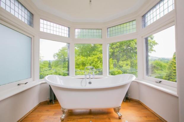 Claw Footed Bath