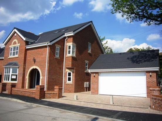 Front Elevation Of Wc : Bedroom detached house for sale in middlewood road high