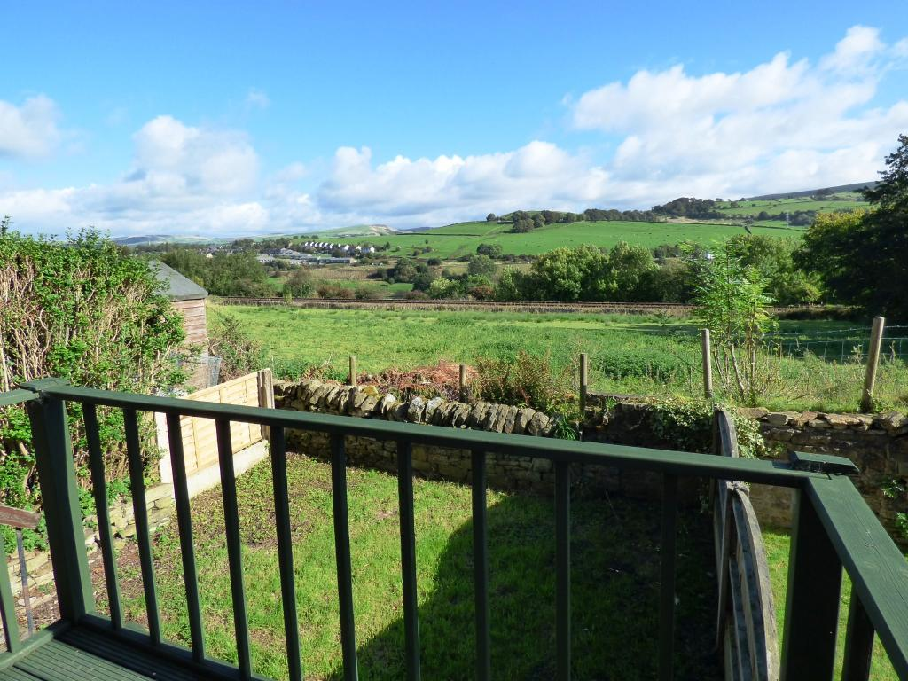 Decking With Views