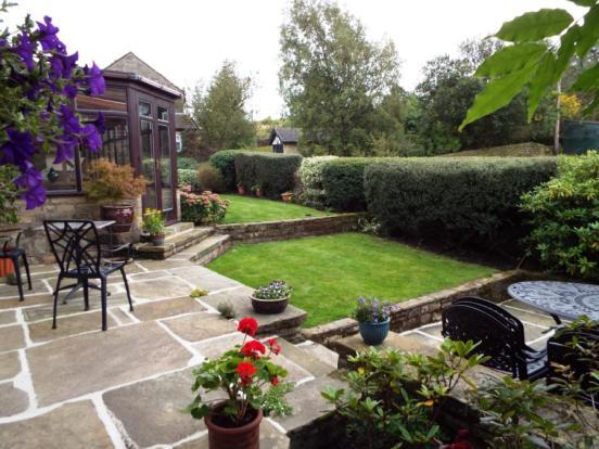 OLF Rear Garden