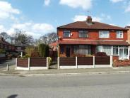 semi detached property in Houghton Lane, Swinton...