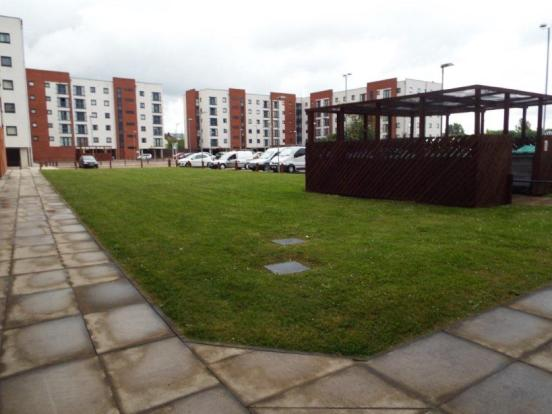 Communal Gardens and