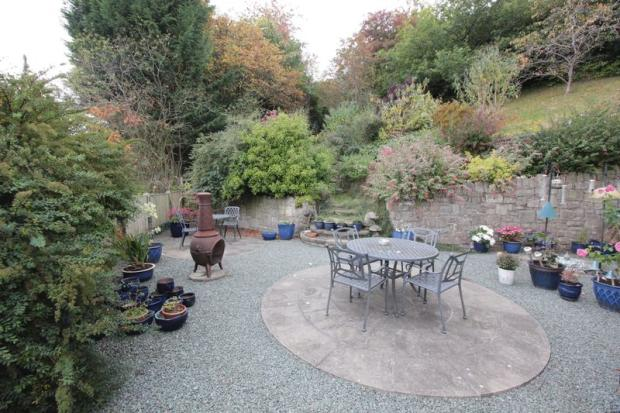 Rear Garden One