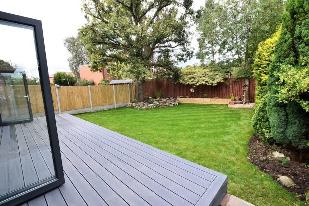 Deck and garden 2