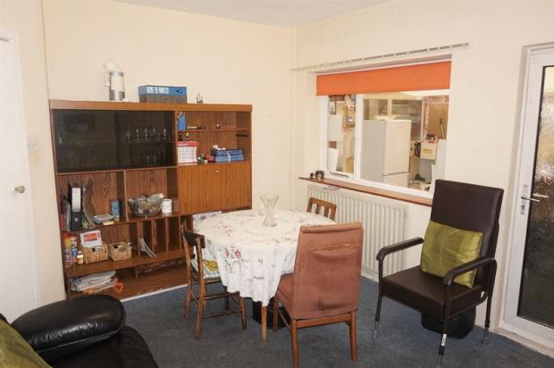 Reception Room...