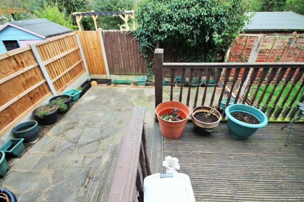 Small Rear Garden