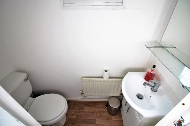 WC Downstairs