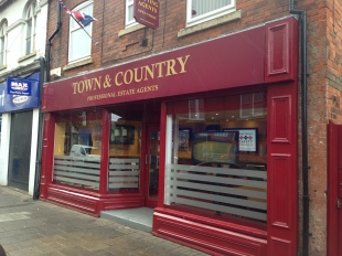 Town & Country Estate Agents, Worksop - Lettingsbranch details