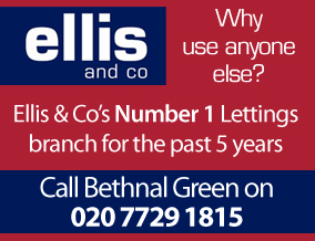 Get brand editions for Ellis and Co, Bethnal Green