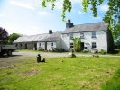 4 bedroom Detached house for sale in Cross Inn Llanon...