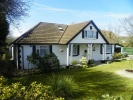 3 bed Detached Bungalow in Gwbert Road, CARDIGAN...