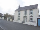 semi detached property in Dewi Road, Tregaron...