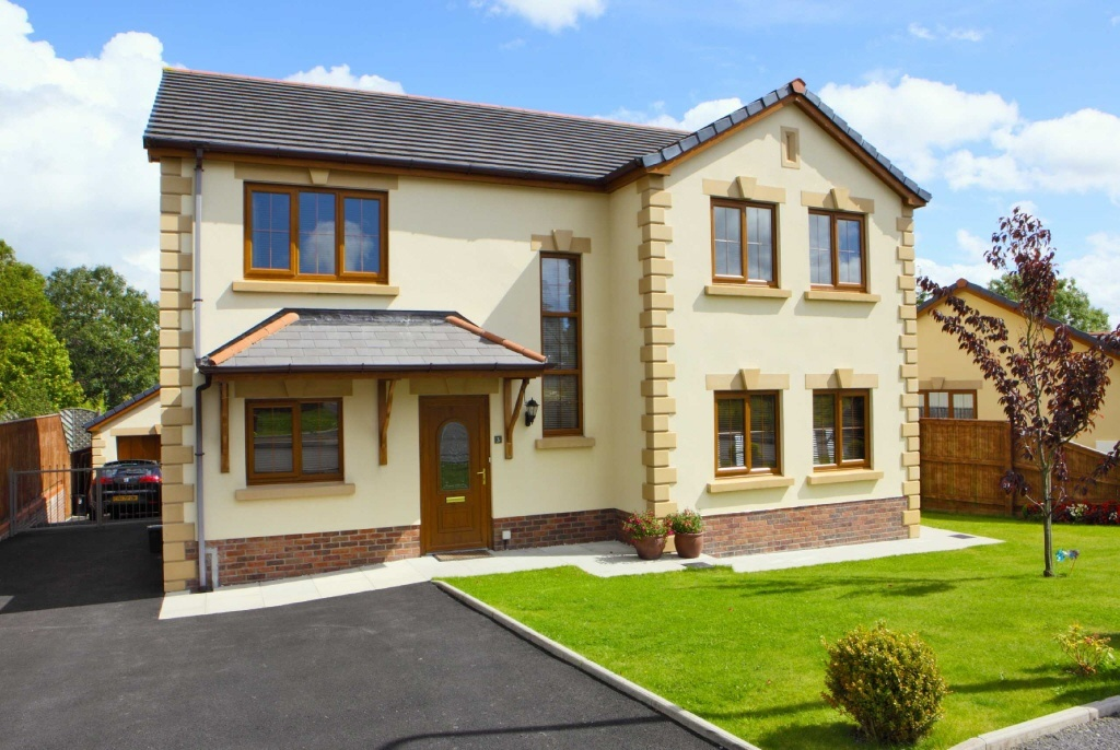 4 Bedroom Detached House For Sale In Llygad Y Ffynnon