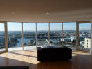 Penthouse to rent in Millharbour, London, E14