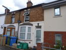 Terraced property in Elms Road, Aldershot...