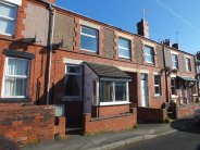 Terraced property to rent in New Road, Southsea