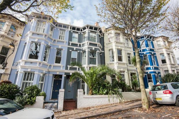 5 bedroom terraced house for sale in chesham street