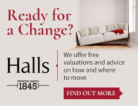 Get brand editions for Halls Estate Agents , Shrewsbury