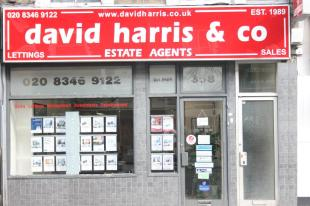 David Harris & Co, Finchley branch details