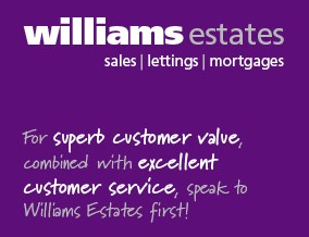 Get brand editions for Williams Estates, Prestatyn