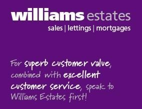 Get brand editions for Williams Estates, Prestatyn