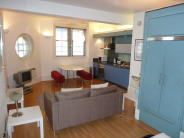 Hepworth Chambers Briggate Studio apartment