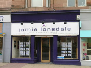 Jamie Lonsdale, Uddingstonbranch details