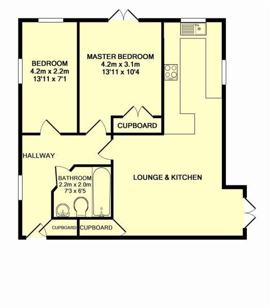 Seacole House Floor