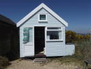 Beach Hut Garage