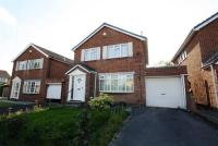 Detached house in Higham View, Darton
